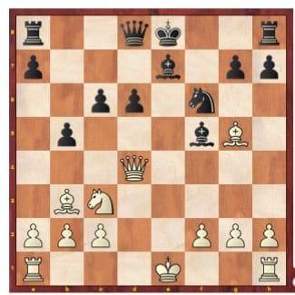 Magnus Carlsen game to understand kingside and queenside castling