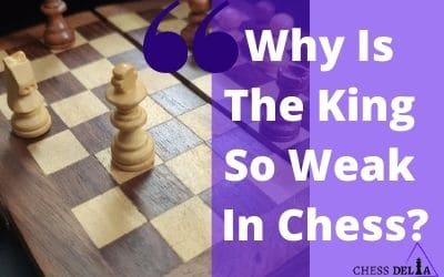 why-is-the-king-so-weak-in-chess