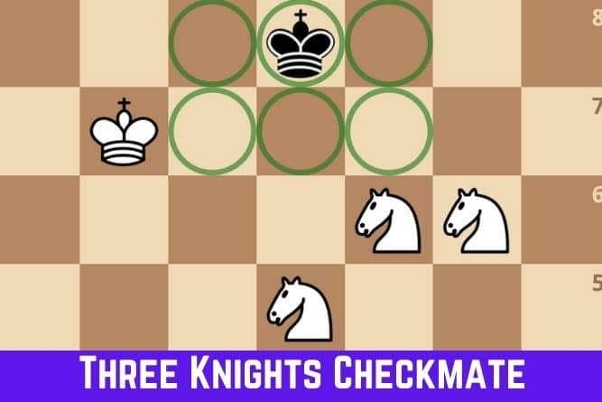 three-knights-checkmate
