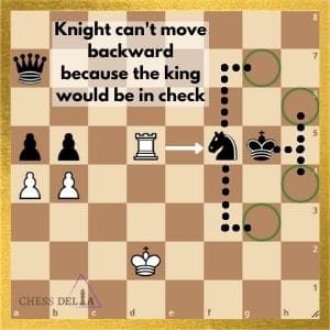 Knight-cant-move-backward-because-the-king-would-be-in-check
