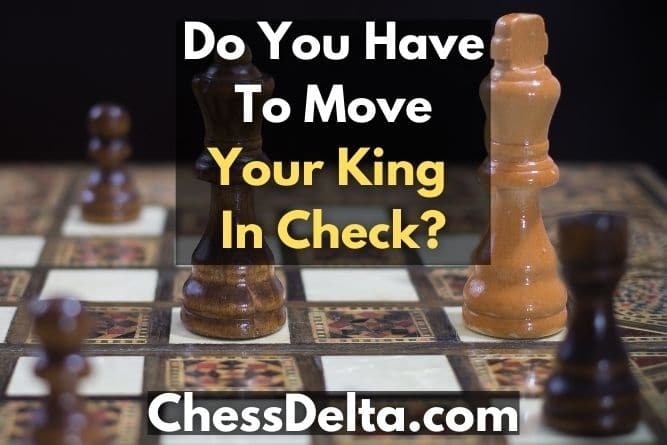do-you-have-to-move-your-king-in-check