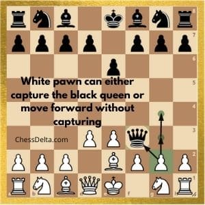 can-a-pawn-move-forward-without-capturing
