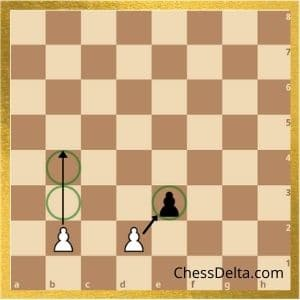 pawn-moves-in-chess