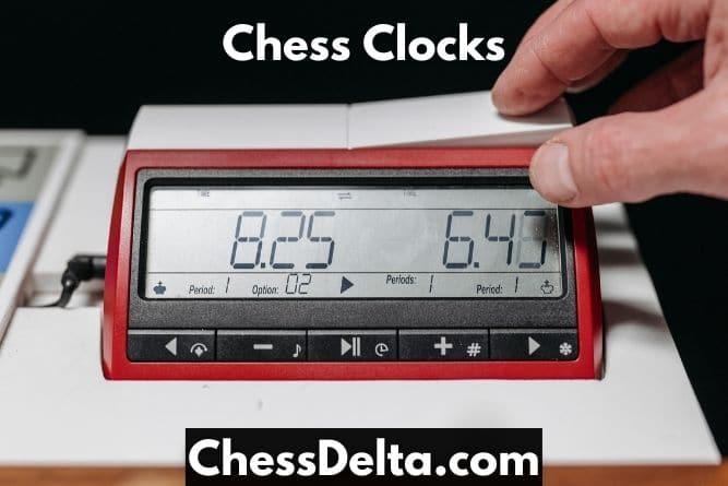 chess-clocks